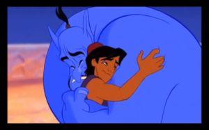 aladdin free genie